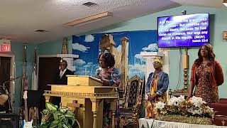 11.29.2020 | A Certain Man | Sunday Morning | Greater Palm Bay COG | Evangelist Natasha Collins