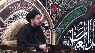 السيد حسن الخباز - هل الميل النفسي (الحب) الى أهل البيت عليهم أفضل الصلاة والسلام غير إختياري