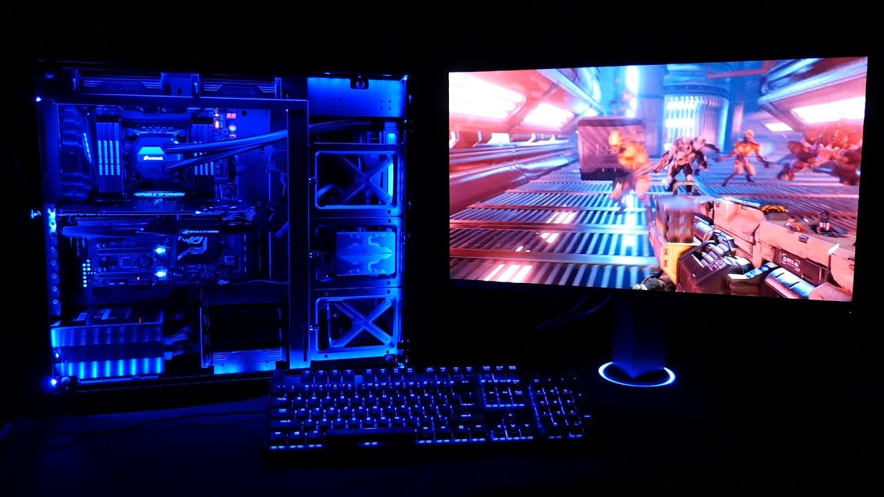 Aura Rgb Lighing The Future For Immersive Gameplay Rog