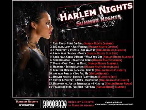2 Pistols feat T Pain - She Got It (Harlem Nights Clubmix)