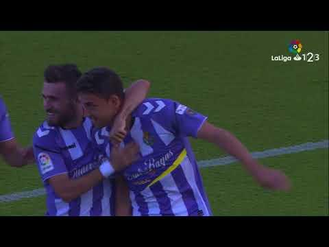 Resumen de UD Almería vs Real Valladolid (1-1)