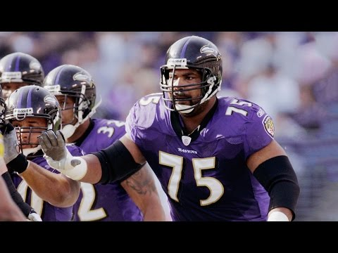 #72: Jonathan Ogden | The Top 100: NFL's Greatest Players (2010) | NFL Films