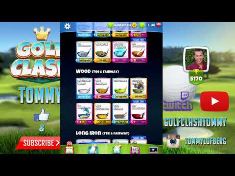 Golf Clash tips, WOODS - Pros and cons! Guide/Tutorial