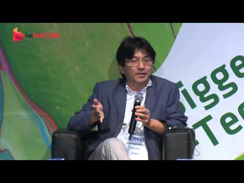[beGLOBAL SEOUL 2015 - Day 2] How to Build a B2B Startup and Exit It Twice in Silicon Valley