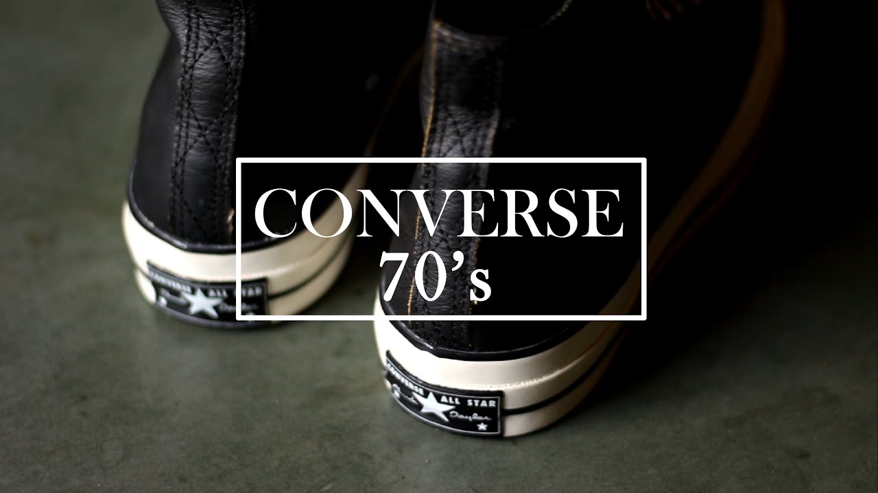 converse 70s chuck taylor