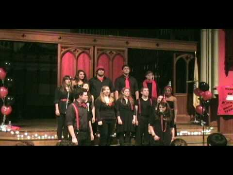 Rutgers Deep Treble - Fall 2008 - Your Ex-Lover Is...