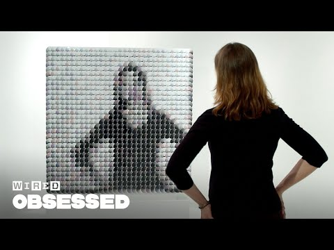 How This Guy Makes Amazing Mechanical Mirrors | Obsessed | WIRED
