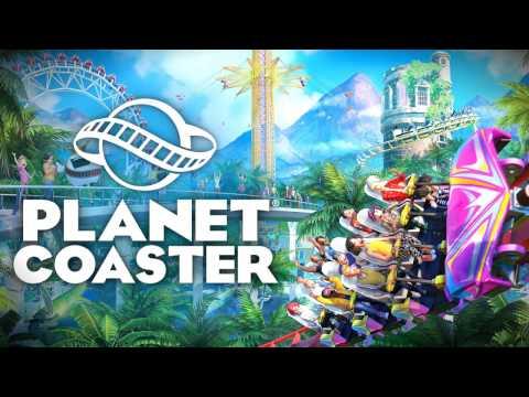 WINTER FUNDERLAND | Planet Coaster [LIVE!] #1