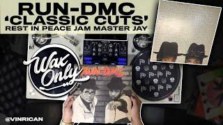 VinRican Showcases Samples Used On Classic RUN-DMC Tracks