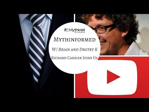 Richard Carrier: Discussion w/ Sargon of Akkad at Mythcon, The Dwindling Atheist Community and More