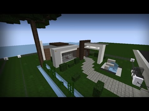 Tutorial de como hacer una casa moderna 8 by alanfull98 for Casa moderna tutorial facil de hacer