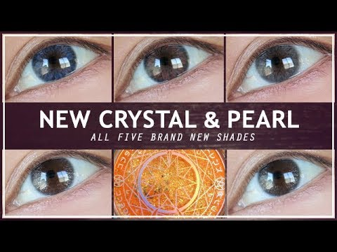NEW Siesta Crystal Halo & Pearl Pure - Sparkle ALL Day And Night