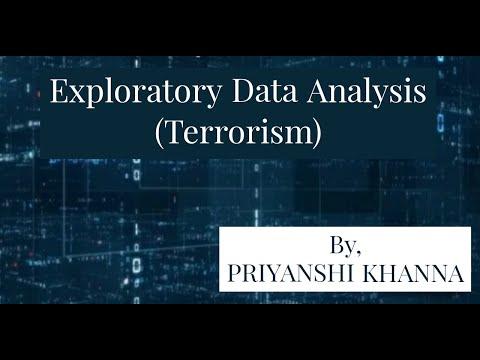 Exploratory Data Analysis - Terrorism