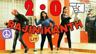 2.0 - Endhira Logathu Sundariye - Dance Choreography - Yanthara lokapu - mechanical - sundariye