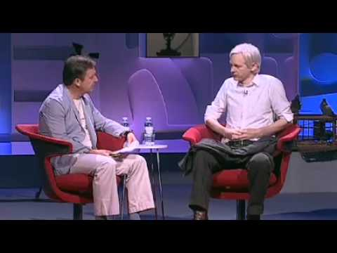TED: WikiLeaks - Julian Assange - Part one