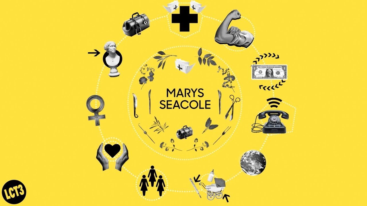 The World of MARYS SEACOLE at LCT3