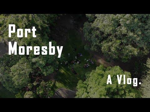 Port Moresby - A Vlog.