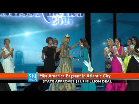 New Jersey Approves Deal to Keep Miss America in Atlantic City