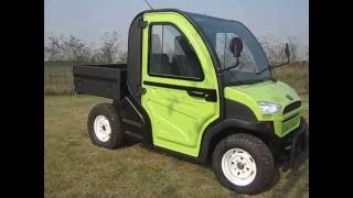 electric UTV,LSV, Garron by Wuhan Winway