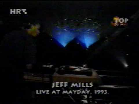 Top DJ Mag - Jeff Mills Interview  (1996)