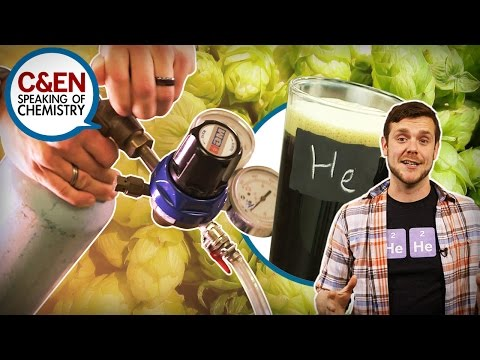 Can You Make Beer with Helium?-Speaking of Chemistry