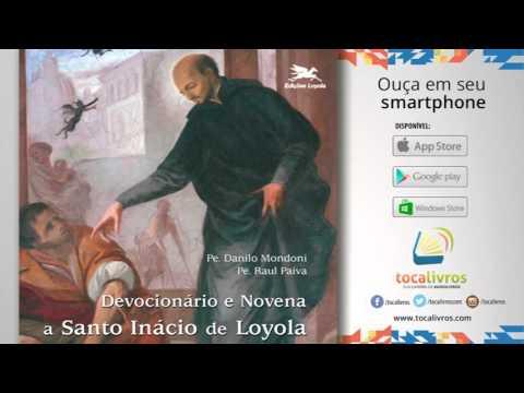Audiolivro | Devocionário e novena a Santo Inácio de Loyola