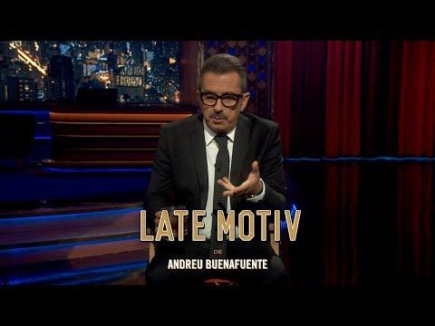 LATE MOTIV - Monólogo de Andreu Buenafuente. 'La realidad supera la ficción' | #LateMotiv293