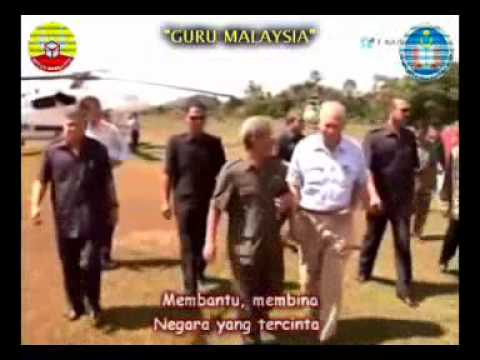 Lagu Guru Malaysia (MTV Versi 2011 With Original HQ Audio)
