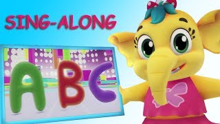 Emmie - Abcd Song Sing Along | Nursery Rhymes Collection & Kids Songs | Animal Song | Babytoonz