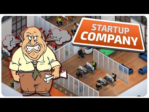Starting My Own Software Company! | Startup Company Gameplay (Sim Game)