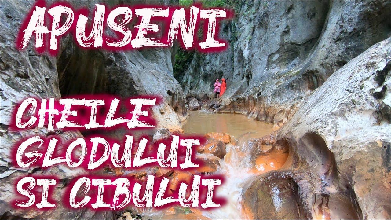 Download Apuseni - Cheile Cibului si Cheile Glodului