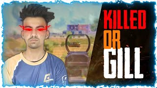 I KILLED OR GILL | VR FOD | PUBG MOBILE | WELL IT'S JUST A ***** |