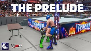 WWE 2K19 Prelude - Last Extreme Moments in WWE 2K18 ft El Ninja