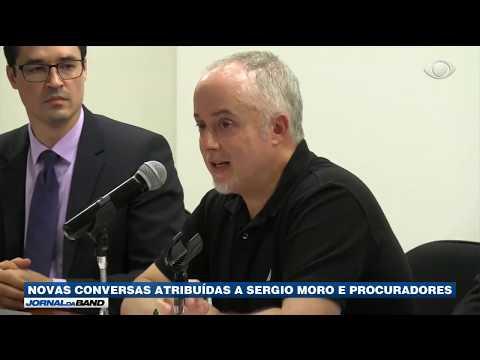 Novas conversas atribuídas a Sérgio Moro e procuradores