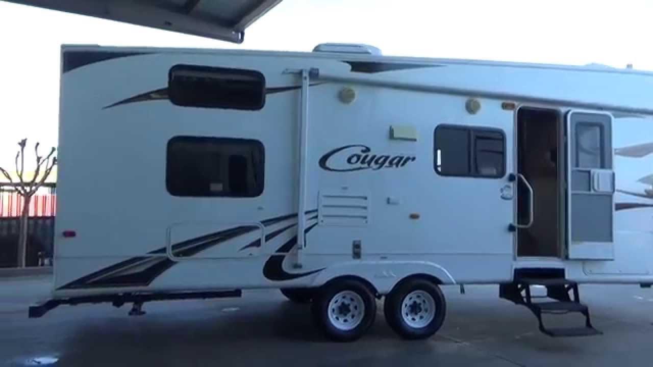 2009 Keystone Cougar 281bhs Referral Auto Group Youtube