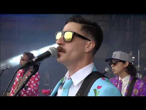 Flow Tribe - Hungry For You - Live From Voodoo Experience 2015