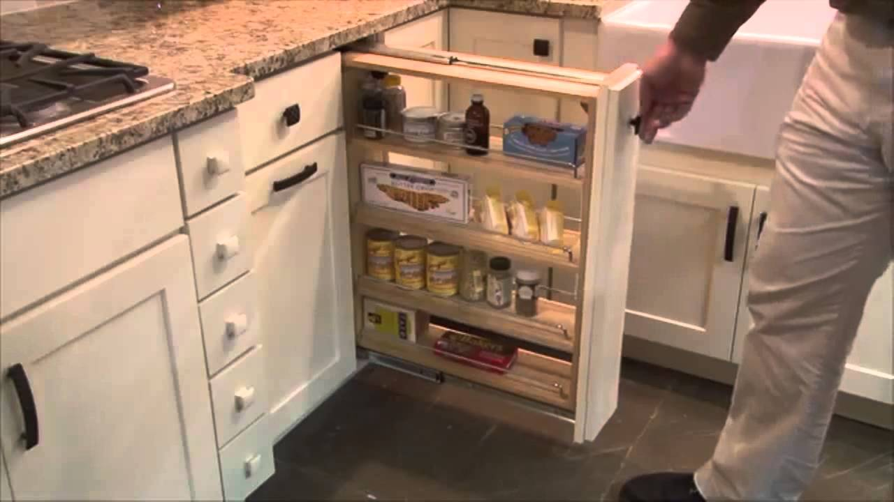 Kitchen Cabinet Special Features