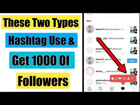 Get 1000 Followers