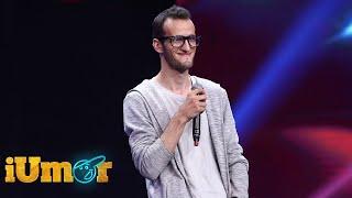 Andrei Ungureanu i-a șocat pe jurații iUmor: Sufăr de sindromul tourette!