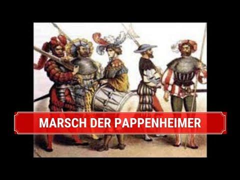 LANDSKNECHTE - MARSCH DER PAPPENHEIMER - WENDELIN MÜLLER-BLATTAU