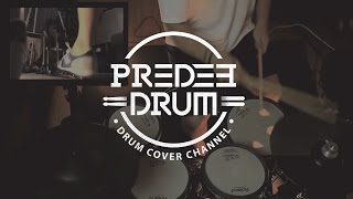 Miss Jackson - Panic! At Disco Feat. Lolo (Electric Drum Cover) | PredeeDrum