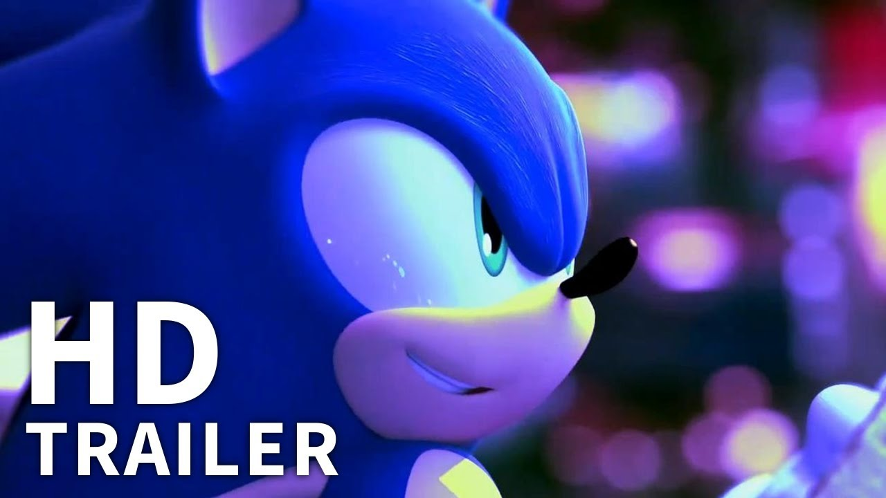 Sonic The Hedgehog The Movie Trailer Hd Youtube