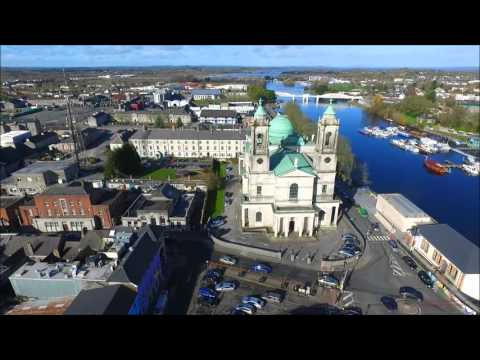 Athlone Castle & Church of Saint Peter and Saint Paul