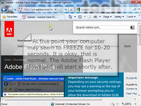 Download Adobe Flash Player & Java FREE - Windows xp/vista/7/8 from YouTube · Duration:  8 minutes 14 seconds