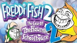 Freddi Fish 2 - The Haunted Outhouse (2)