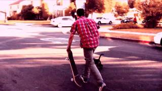Steve-O skates in our music video!