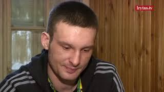 Vaikžudys Gediminas Kontenis | Interviu įkalinimo įstaigoje (lrytas.tv)