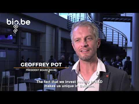 Biomanufacturing: the future starts in Belgium