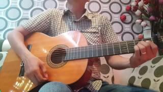 Trái tim không ngủ yên-guitar cover