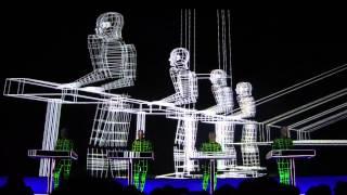 KRAFTWERK - Boing Boom Tschak + Techno Pop + Musique Non-Stop - 07.01.2015 - Berlin (#14/14)